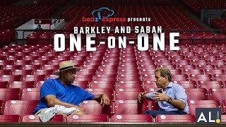 Download One-on-One: Charles Barkley interviews Nick Saban Video