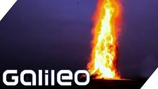 Download Das größte Lagerfeuer der Welt in Norwegen | Galileo | ProSieben Video