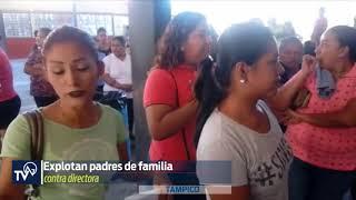 Download Explotan padres de familia contra directora Video
