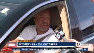Download North Las Vegas school gets hit by mystery illness outbreak Video