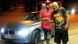 Download GANHEI UMA BMW DO MEU AMIGO JOGADOR DE FUTEBOL Video