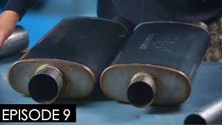 Download The Power of 2.5- vs. 3-Inch Exhaust - Engine Masters Ep. 9 Video