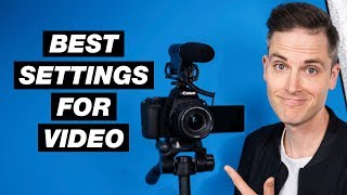 Download How to Shoot a Video for YouTube (Best Camera Settings for Video Tutorial) Video