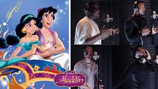 Download A Whole New World - Disney's Aladdin - (AHMIR R&B group cover) Video