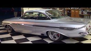 Download 1961 Chevrolet Street Rod Video
