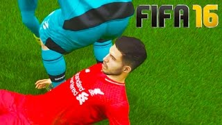 Download FIFA 16 FAIL Compilation #7 Video