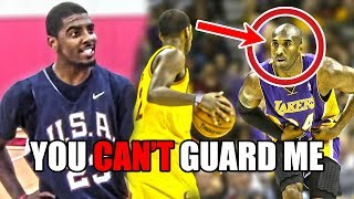Download The Time Kyrie Irving TRASH TALKED Kobe Bryant And Got OWNED Video