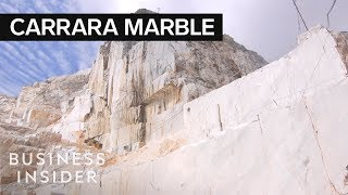 Download Inside Italy's $1 Billion Marble Mountains Video
