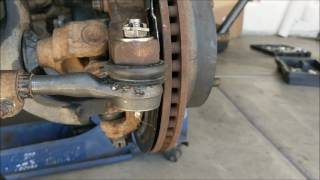 Download How To Replace Tie Rod Ends On A jeep Wrangler Video