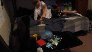 Download 17 YEAR OLD KID PEES IN BED! Video