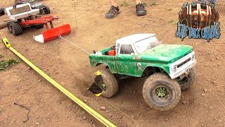 Download RC ADVENTURES - Trail Trucks Pulling Weight! ″THE JUDGE″ SLED PULL! RUDE BOYZ RC TTC 2017 (PT 5) Video