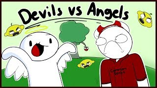 Download Devils Vs Angels Two w/ TheOdd1sOut Video