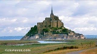 Download Normandy, France: Mont St-Michel Video