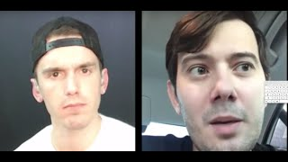 Download HIV Activist Josh Robbins vs Pharma CEO Martin Shkreli INTERVIEW #HIVscoop Video
