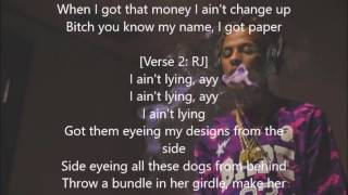 Download DJ Mustard - Know My Name ft. Rich The Kid, RJ (lyrics On Screen) Video