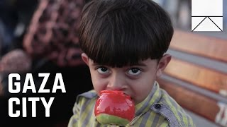 Download Gaza City Like You've Never Seen Before Video