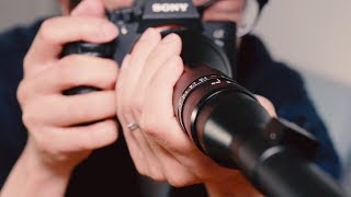 Download Crazy Lens - Laowa 24mm f/14 Probe Lens Video