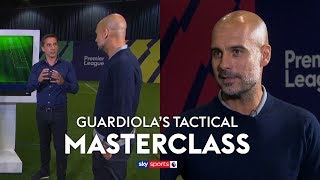 Download Pep Guardiola's insightful Manchester City tactical masterclass! Video