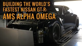 Download What it takes to build the World's Fastest Nissan GT-R: AMS ALPHA OMEGA Video