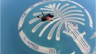 Download Skydive Dubai Palm Jumeirah Video