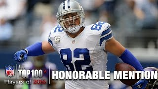 Download Honorable Mention: Jason Witten (TE, Cowboys) | Top 100 Players of 2016 Video