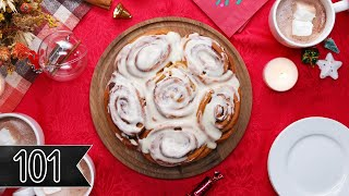 Download How To Make Homemade Cinnamon Rolls • Tasty Video