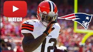 Download Josh Gordon 2013 Highlights Remastered | Welcome to New England | (HD) Video