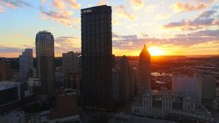 Download Above Pittsburgh - An aerial tour. Video