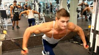Download Jeff Seid 19 days out, IFBB Pro Card Video