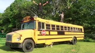 Download WE GOT OUR BUS HOME!! Video
