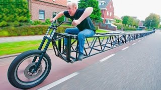 Download 10 STRANGEST BIKES IN THE WORLD Video