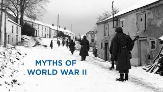 Download Myths of WWII Panel Video