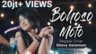 Download Bohoso Moto - Dhevy Geranium Reggae Version (Cipt. KOMING) Video