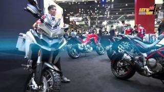 Download Big Bike และมอเตอร์ไซค์ Motor Show 2016 LET'S GO! 224 ep. 2 Video