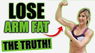 Download How To Lose Arm Fat [THE TRUTH!] Video