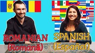 Download Similarities Between Spanish and Romanian Video