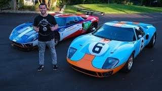 Download DRIVING A FORD GT40 - THE MOST LEGENDARY RACECAR OF ALL TIME Video
