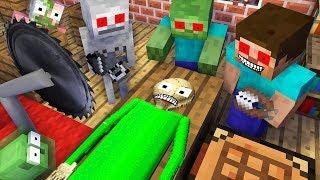 Download Monster School : KILL BALDI CHALLENGE - Minecraft Animation Video