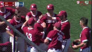 Download Cougs defeat USC 8-4 Highlights 5/12 Video