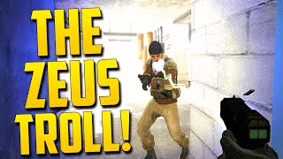 Download THE ZEUS TROLL! - CS:GO Funny Moments in Competitive Video
