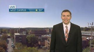 Download Matt's Tuesday Evening Forecast (10/17/17) Video