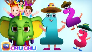 Download Numbers Song   Learn To Count from 1-20 at ChuChu TV Number Wonderland   Number Rhymes For Children Video