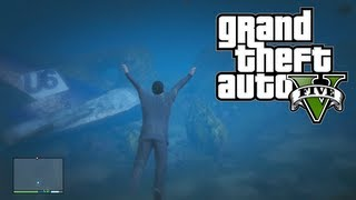 Download GTA 5: Secret Underwater Treasure & Ammo! Free & Easy Money! Video