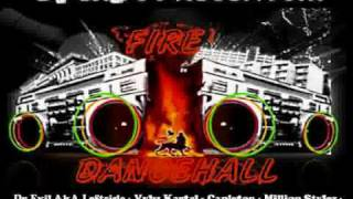 Download FIRE DANCEHALL PART TWO (Mixed by Dj Lub's) - BEST OF DANCEHALL Video
