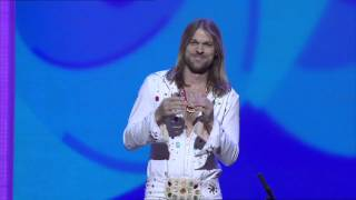 Download Carl-Einar Häckner-comedy magician from Sweden Video
