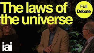 Download What are the laws of the universe? | Laura Mersini-Houghton, Gerard 't Hooft, Helen Beebee Video