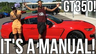 Download 2017 Mustang GT350 Review!! From A Hellcat Owner & Tall Guys Perspective Video