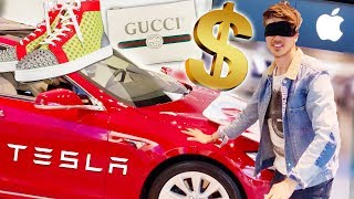 Download Buying Everything I Touch Blindfolded Challenge! (Luxury Shopping Edition) Video