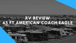 Download Motorhome Review: 45-Foot American Coach Eagle Video