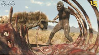 Download 【人類誕生CG】240万年前の人類のライバルはハイエナ!?【NHKスペシャル×NHK1.5ch】 Video